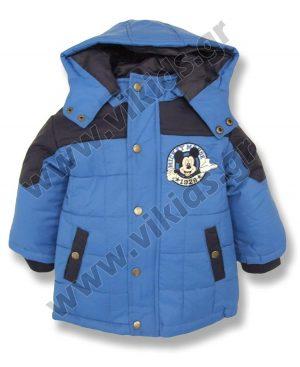 τζάκετ disney mickey mouse 0011 μπλε