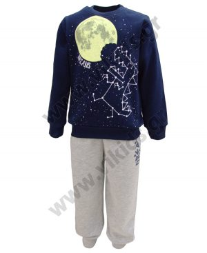 σετ πυτζάμες αγόρια αστερισμός dreams 19608