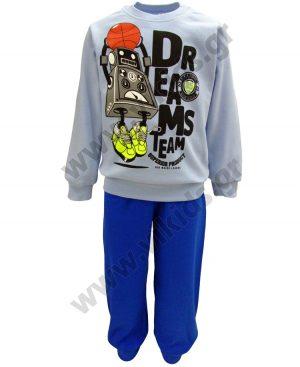 πυτζάμες αγόρια basketball robot dreams 19608