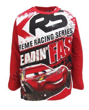μπλούζα disney cars fast 46815 κόκκινο
