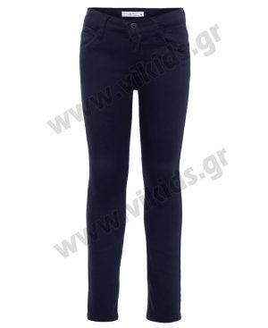 Παντελόνι basic 0763 nameit μπλε