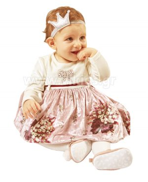 φόρεμα εμπριμέ bebe EBITA 9511