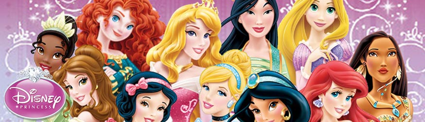 disney princesses vikids