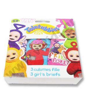 σετ 3 κυλοτάκια Teletubbies 3022 κορίτσια