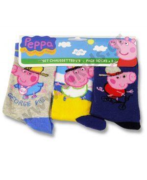 3 ζευγάρια κάλτσες George 48161 αγόρια