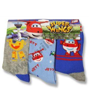 3 ζευγάρια κάλτσες SUPER WINGS 48972