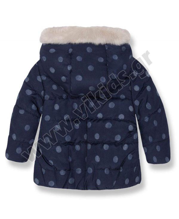 Βρεφικό παλτό τζάκετ Mayoral 2442 μπλε