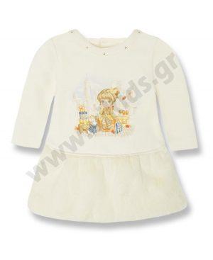 βρεφικό φόρεμα mayoral 2898 κορίτσια