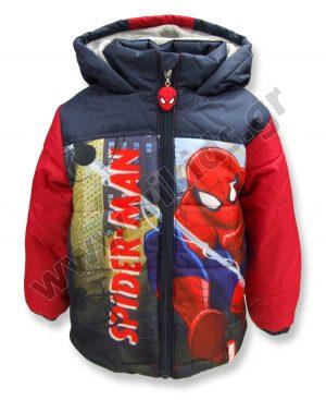 μπουφάν spiderman 1422 κόκκινο αγόρια