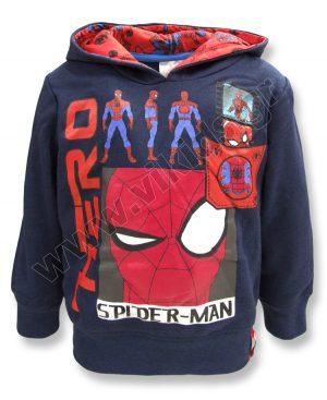 μπλούζα φούτερ κουκούλα marvel SPIDERMAN 14262