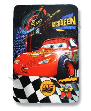 κουβέρτα fleece Disney CARS McQUEEN 41722