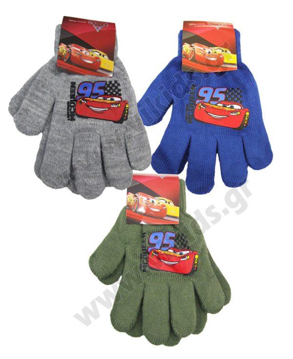Γάντια Disney CARS McQUEEN 4228-2