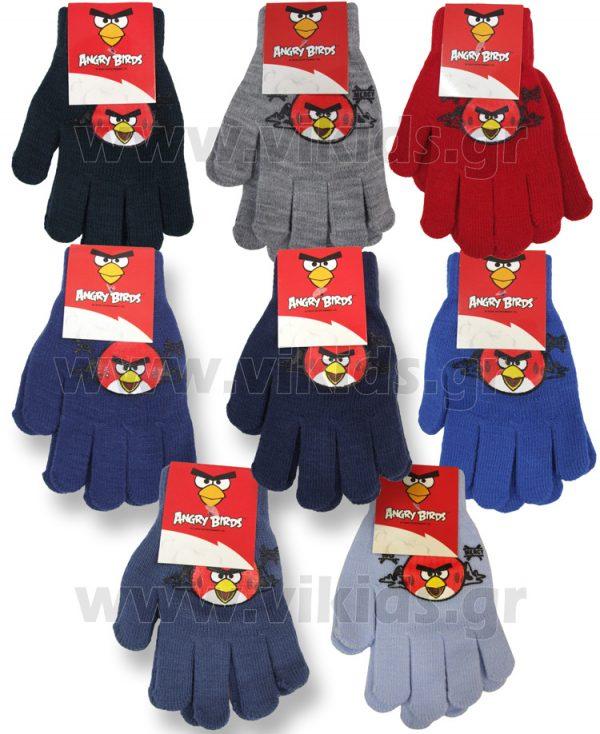 Γάντια ANGRY BIRDS 4156