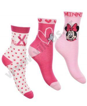3 ζευγάρια κάλτσες Minnie Mouse 7332