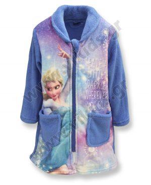 ρόμπα Disney FROZEN 20621 μπλε κορίτσια