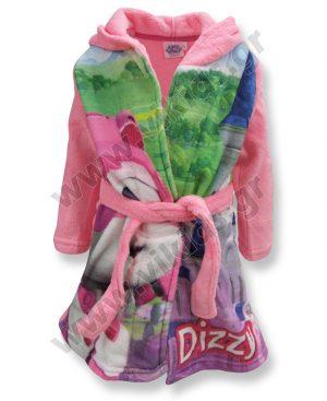 ρόμπα SUPER WINGS 21372 ροζ κορίτσια
