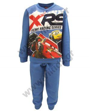 πυτζάμες φούτερ CARS 46674 μπλε αγόρια
