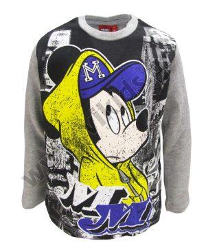 μακρυμάνικη μπλούζα MICKEY MOUSE 46814 γκρι