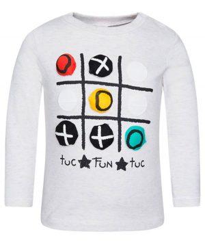 μακρυμάνικη μπλούζα ΤΡΙΛΙΖΑ 50168 αγόρια