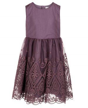 Αμάνικο φόρεμα με κέντημα 1776 nameit