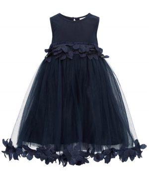 αμάνικο φόρεμα τούλι nameit 9647 μπλε