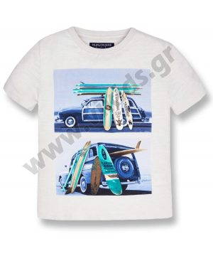Κοντομάνικο T-Shirt mayoral Nukutavake SURFBOARDS 6017