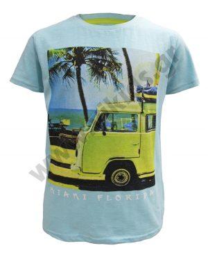 Κοντομάνικο T-Shirt MIAMI FLORIDA minoti