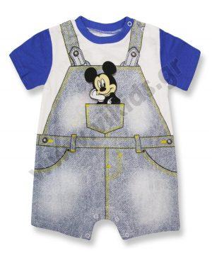 Κοντομάνικο φορμάκι Disney Mickey Mouse 46357 ρουά