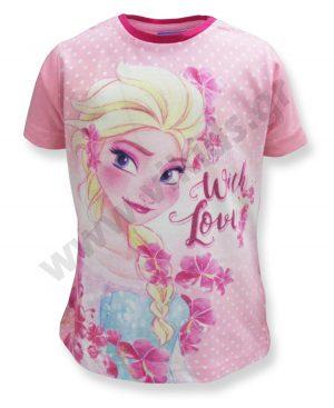 Κοντομάνικο T-Shirt FROZEN Elsa 464462