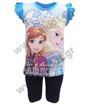 Σετ με κολάν FROZEN Elsa και Anna 46511-2