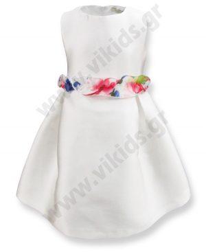 Αμάνικο αμπιγιέ σατέν φόρεμα 65567 Trybeyond