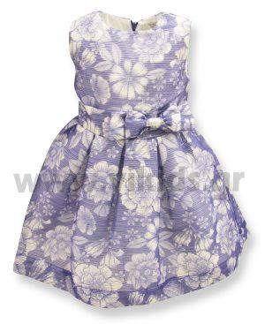 Αμάνικο αμπιγιέ ντεβορέ φόρεμα 65597 Trybeyond