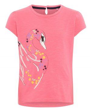 Κοντομάνικο T-Shirt ΚΥΚΝΟΣ nameit 3390 φούξια