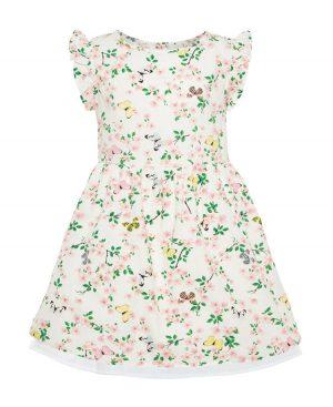 Φλοράλ φόρεμα nameit 5895