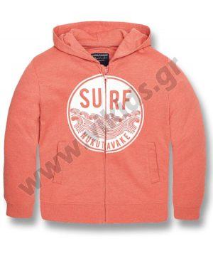 Εποχιακή ζακέτα φούτερ SURF mayoral nukutavake 6419