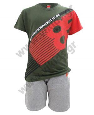 Σετ t-shirt και βερμούδα 85 Joyce 201433