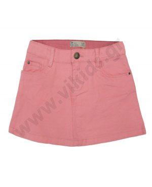 Φούστα μίνι ZIPPY 407455 ροζ
