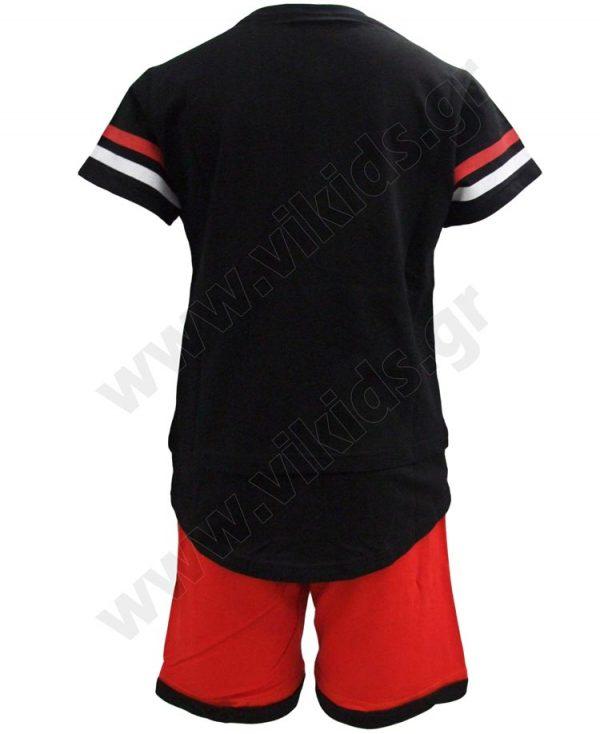 Σετ t-shirt LIFT IT και βερμούδα 201432 Joyce