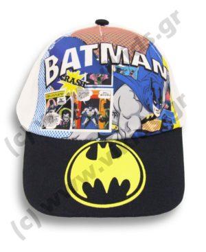 Καπέλο baseball BATMAN 4146 μαύρο