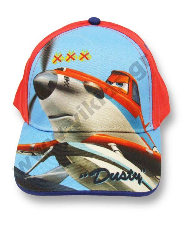 Καπέλο baseball Disney PLANES Dusty 22118