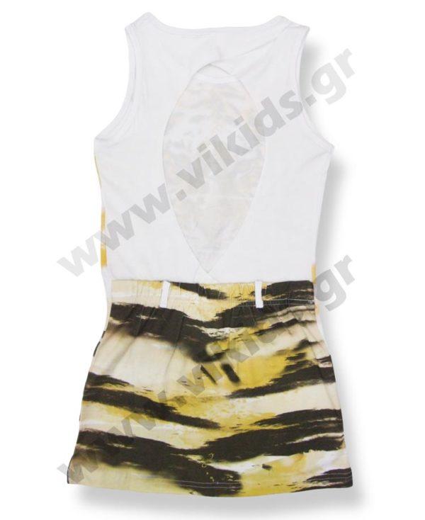 Αμάνικο φόρεμα TIGER 6284
