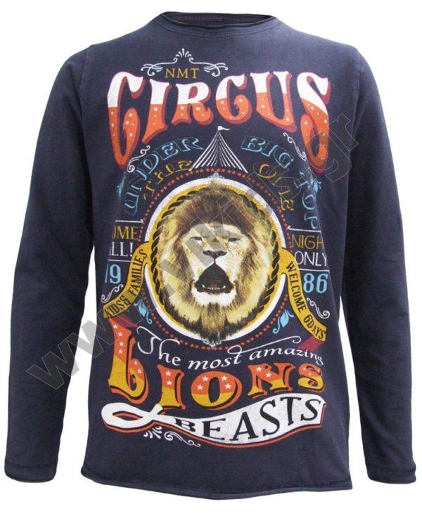 Μακρυμάνικη μπλούζα CIRCUS LIONS nameit 1358