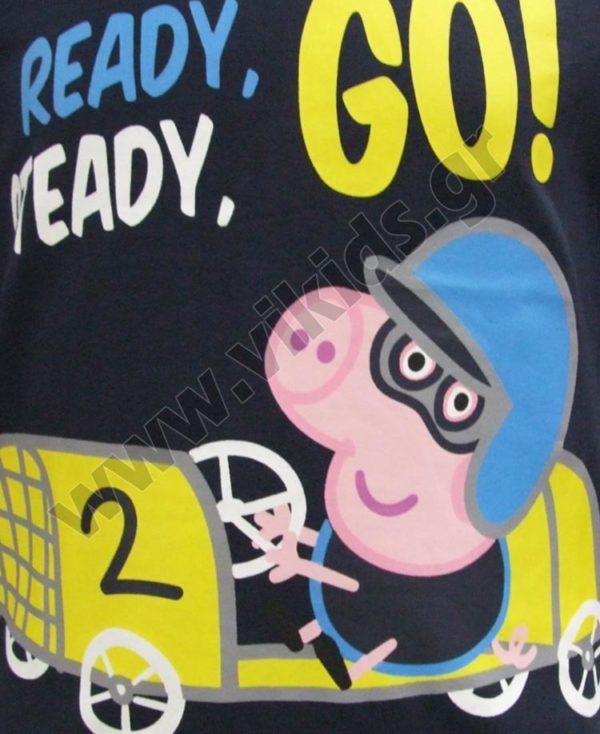 Μακρυμάνικη μπλούζα GEORGE 2189 nameit