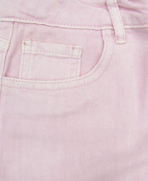 Σορτς τζην ροζ nameit 6822