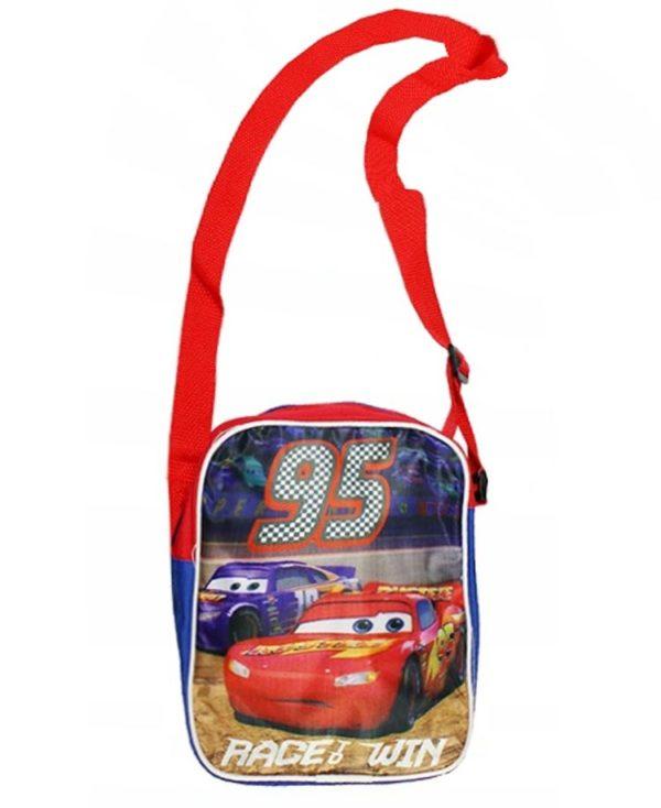 Τσαντάκι ώμου Disney CARS McQUEEN 2559