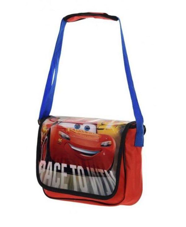 Τσάντα ταχυδρόμου Disney CARS McQUEEN 2588