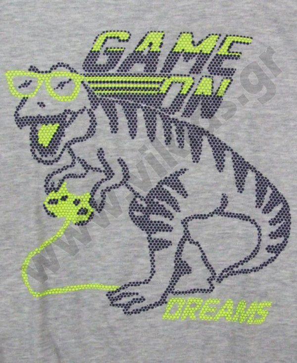 Σετ πυτζάμες για αγόρια GAME DINOSAUR 202964