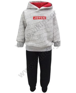 Σετ φόρμες φούτερ με κουκούλα ORIGINAL 202205 Joyce