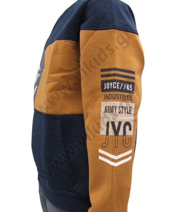 Σετ φόρμες φούτερ ROYAL ARMY CORPS 202433 Joyce