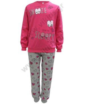 Σετ πυτζάμες για κορίτσια SNOOZE SLEEPY 202905